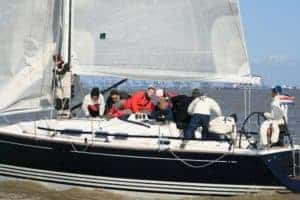 3 Days East Coast Sailing & Overnight in Central London