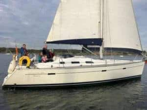 Corporate Sailing Day – Woolverstone Ipswich