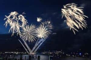 Spectacular Cowes Weekend Sailing Special – Cowes Week, Fireworks & Solent Sail