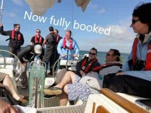 A 6 day Channel Island Cruise. An exhilarating sailing week!!