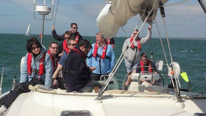 East Coast Weekend Sail!