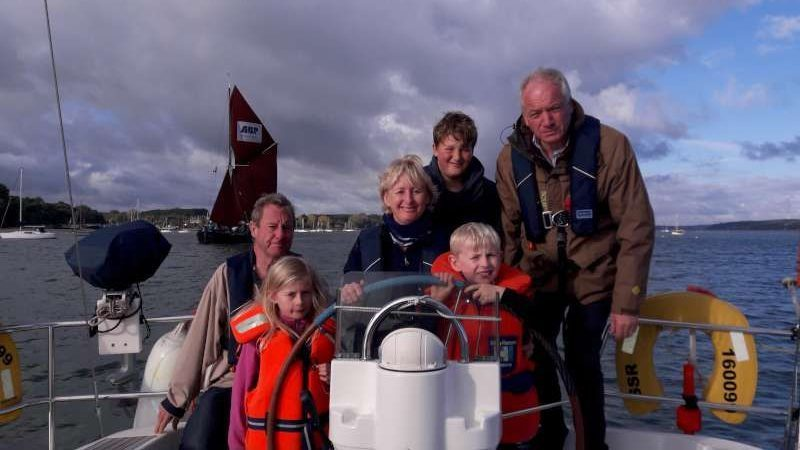 Family Sailing Day